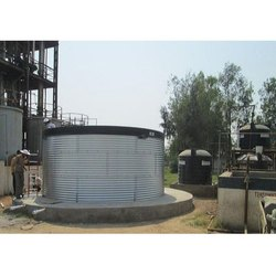 Galvanised Steel Tanks for Industrial Use