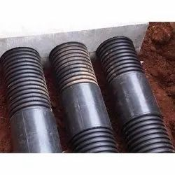 Double Wall Corrugated Pipe Coupler