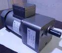 Inline Gear Helical Motor
