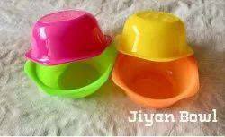 Jiyan Plastic Serving Bowl