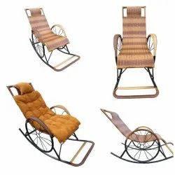 Easy Relax Oscillating Rocking Chair - Wheel design