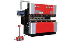 Lower Drive Electro Hydraulic CNC Bending Machine