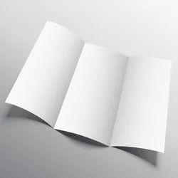Paper Three Side Folding Brochure