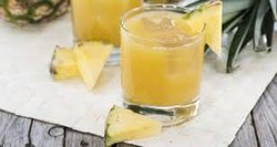 Frozen Pineapple Juice 1 Kg