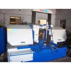 Double Column Horizontal Band Saw Machine for Industrial