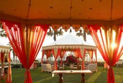 Tent and Flower Decoration Service