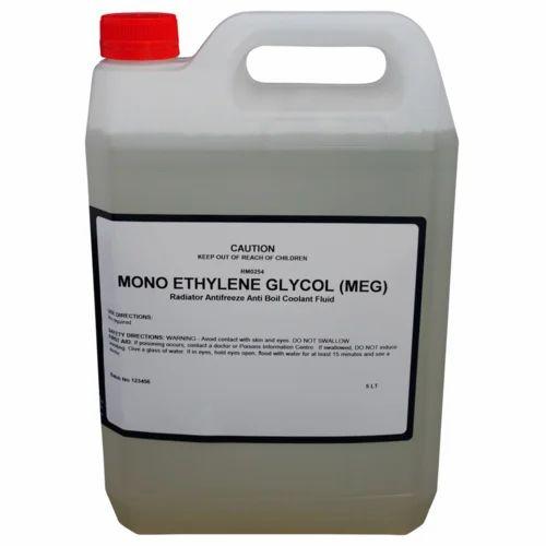 Ethylene Glycol Coolant >> Mono Ethylene Glycol