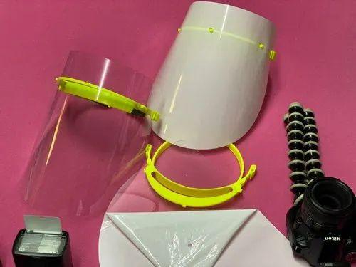 Polycarbonate Face Shields