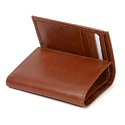 Leather Trifold Wallets