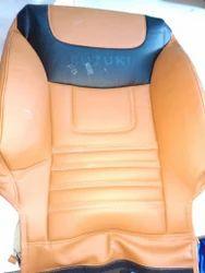 zebra Bucket Car Seat Cover