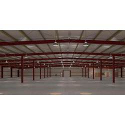 PEB Structural Steel Shed