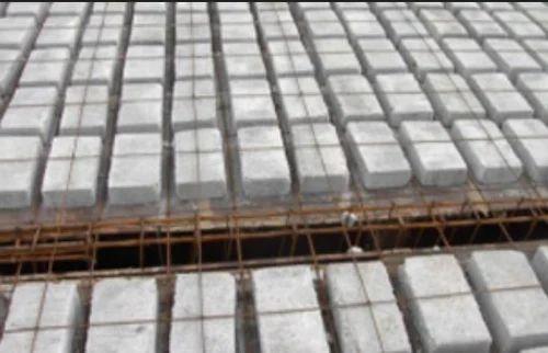 Light Weight Foam Concrete Filler Blocks For Roof
