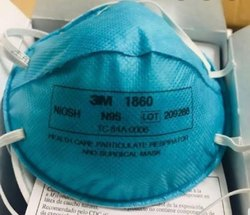 Disposable 3m Health Care Particulate Respirator And Surgical Mask, Certification: Niosh