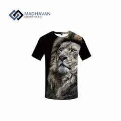Cotton Printed Graphic T-Shirts