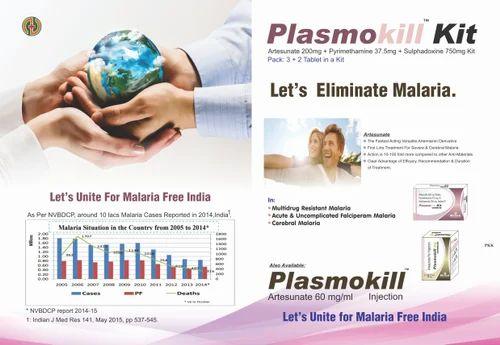 Plasmokill Kit Tab 1 Kit   Bodakdev, Ahmedabad   Nevan
