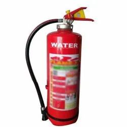 Safex Mild Steel 9 Litre Water co2 Fire Extinguisher for Factory