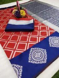Colorfull Silk Saree