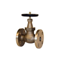 Union Bonnet Globe Valve