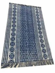 Indigo Design Cotton Rugs Traditional Decor Carpet