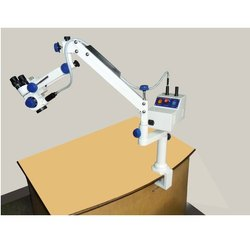 Portable ENT Table Top Microscope