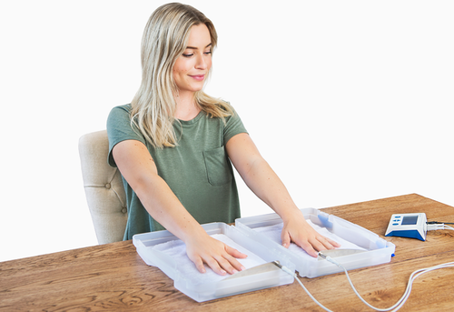 Iontophoresis Machine From Derma-dry Canada, For Clinical Purpose
