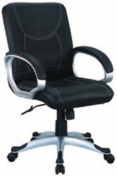 7204 Black Office Chair