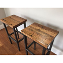Sheesham Wood Bar Stool