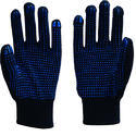 Cotton PVC Hand Gloves