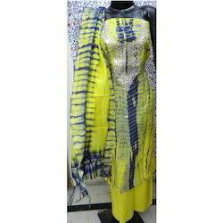 Chanderi Gota Patti Suit