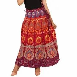 Ladies Rapron Skirt