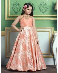 Party Wear Kid's Gown