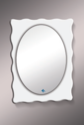 Belgium Silver Mirror