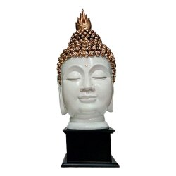Polyresin Gautam Buddha Face