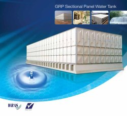 GRP Water Tank (Insulated & Non Insulated Panels)