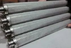 Stainless Steel Pleated Cartridge Filter