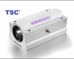 SC50LUU Linear Bearing Double Length With Aluminum Housing