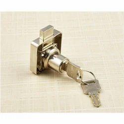 Multipurpose Lock, Chrome