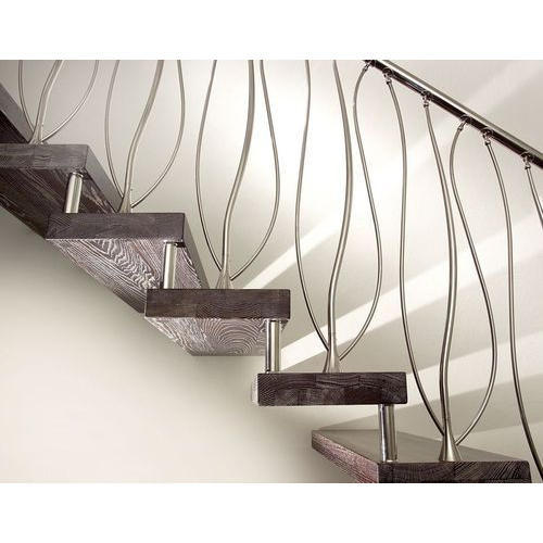 Stylish Stair Metal Railing