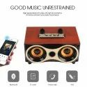 Retro Wooden XM-6 Bluetooth Wireless Speaker