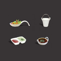 Ceramic Dining Accessories