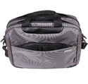 Laptop Grey Messenger Bag