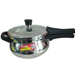 Stainless Steel Prestige Pressure Cooker