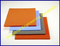 Silicon Foam Rubber Sheet