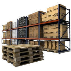 Palletized Storage Rack