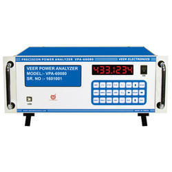 VEER AC Power Analyzer, Industrial Use, Laboratory Use