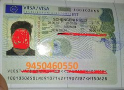 Multi Canada Tourist Visa, 6 Months, Supporting Documents