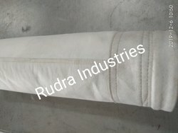 Rudra Industries Spray Dryer Filter Bag, For Chemical Plant