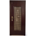 Hinged Td173 Twin Ms Safety Door For Home, Size/dimension: 2100 X 960 X 70 Mm (h X W X D)