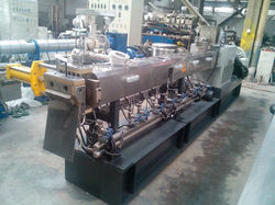 PP Filler Master Batch Machine