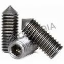 SS 304 Cone Point Grub Screws